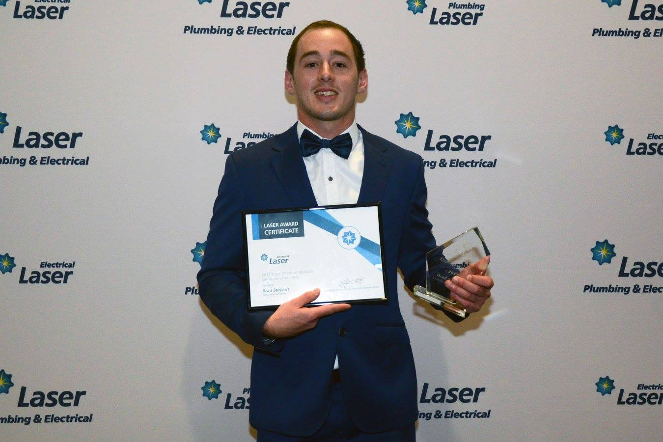 Horsham Laser Electrical electrician wins nation-wide award