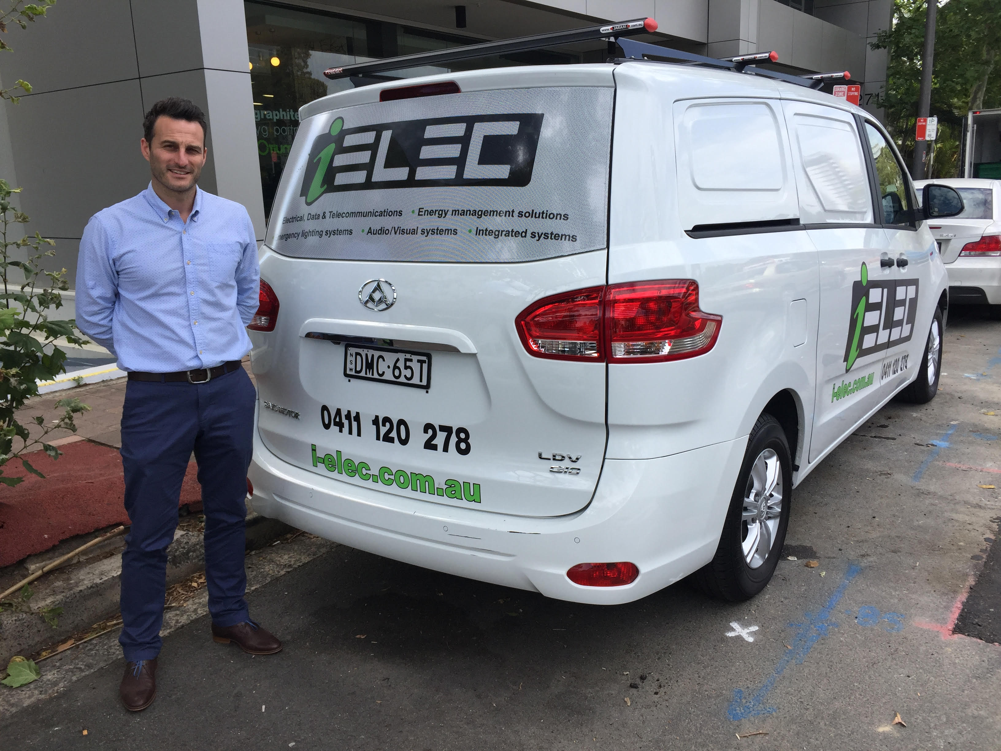 Welcome to Laser Electrical Haberfield