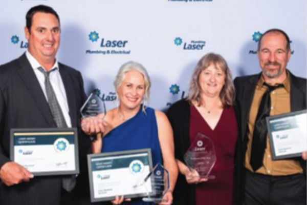 SA business wins top honours at Laser awards